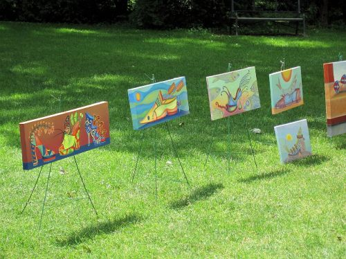 paintings art park