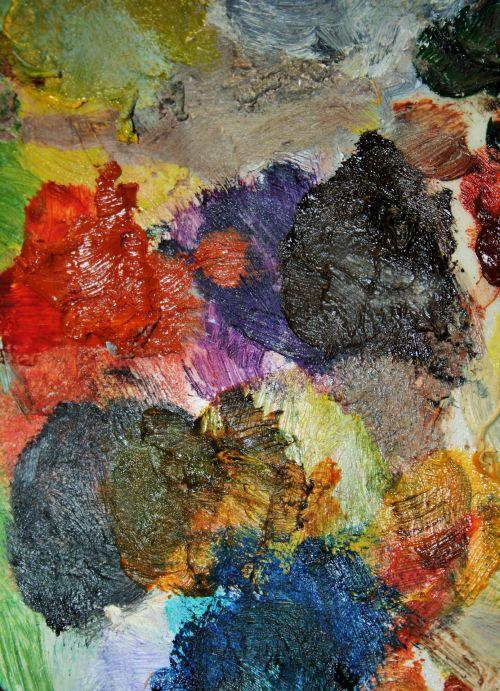 Paints In Oils