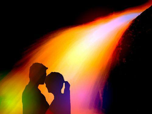 pair love feeling