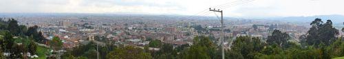 Landscape Bogotá Suba