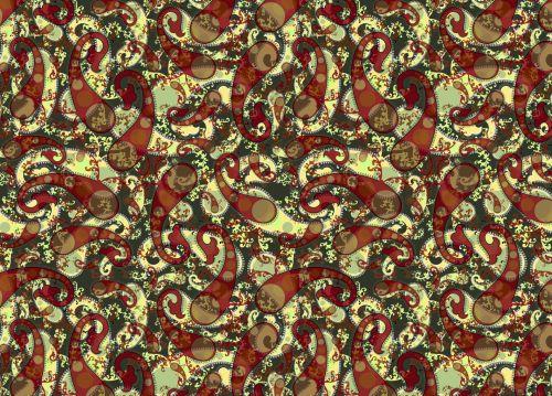 Paisley Pattern 1