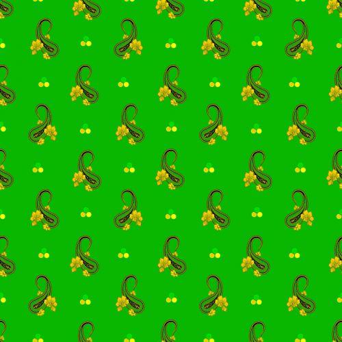 Paisley Pattern 4