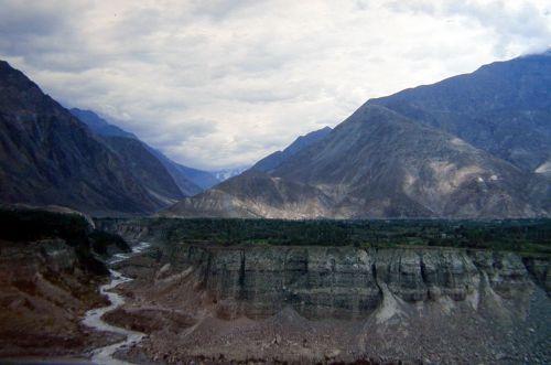 pakistan chitral landscape