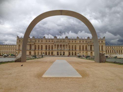 palace paris versaille