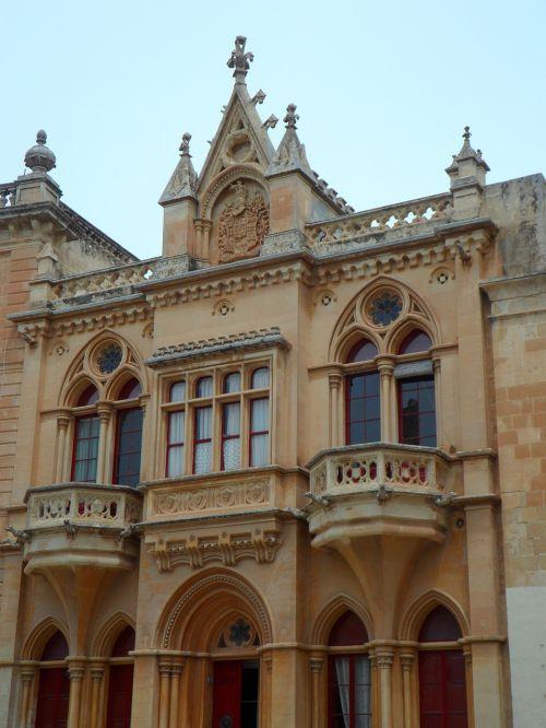 palace city palace gothic