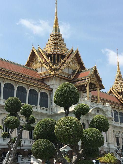 palace thailand bangkok