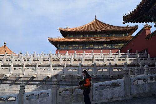 palace china forbidden city