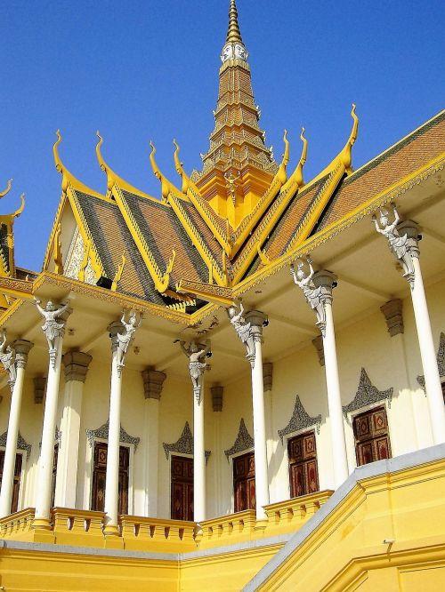 palace cambodia royal