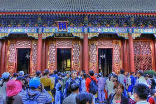 palace china beijing