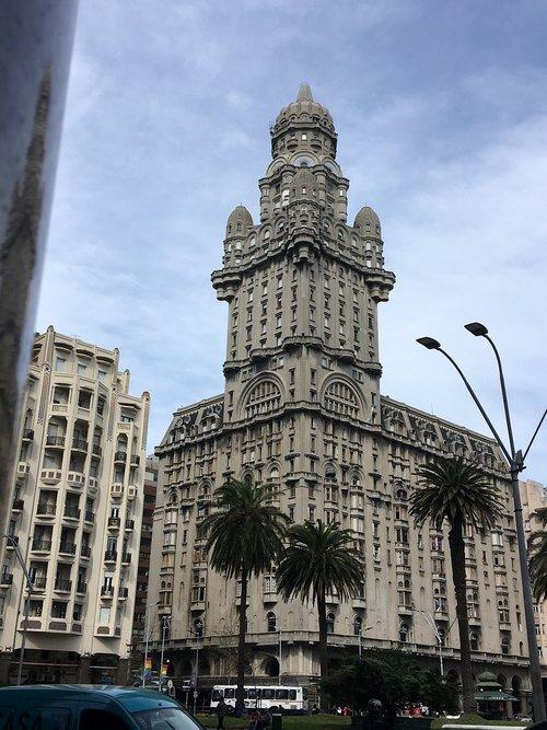 palace  montevideo  uruguay