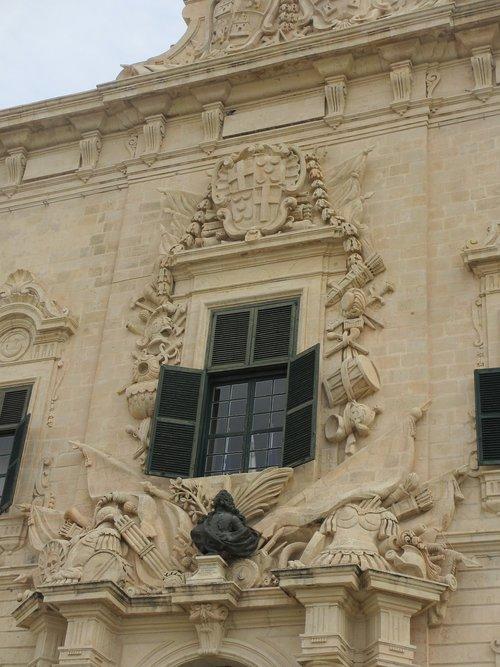palace  architecture  malta