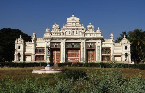 palace jaganmohan architecture