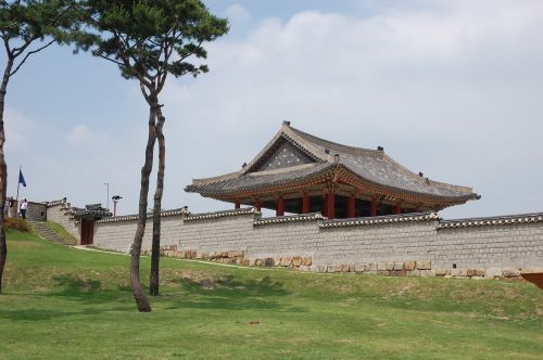 palace south korea suwon