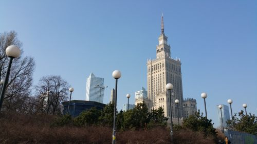 palace of culture warsaw palace of culture and science