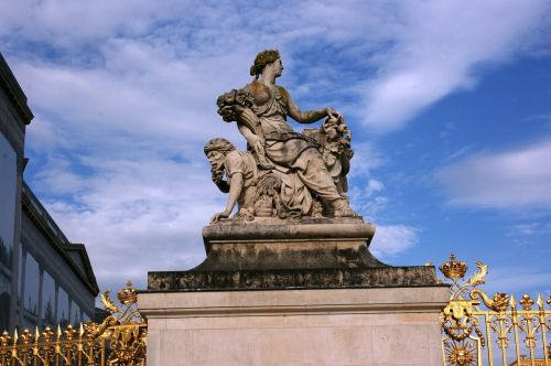 palace of versailles versailles sculpture