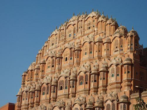 palace of winds jaipur rajasthan