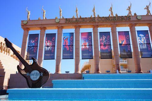 palacio de congresos playa de las americas tenerife