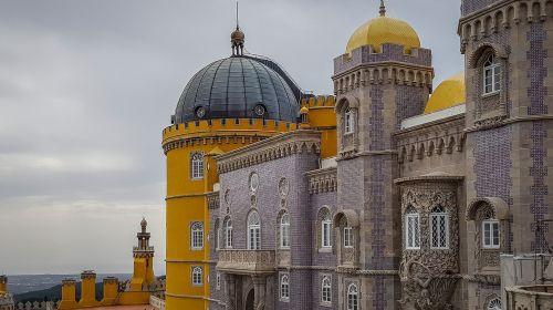 palácio nacional da pena portugal palácio nacional da pena de foam