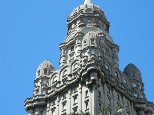 palacio salvo building architecture