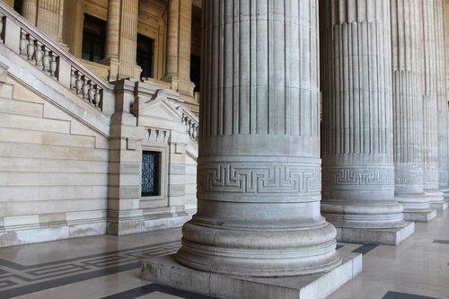 palais de justice de bruxelles  palace of justice  brussels