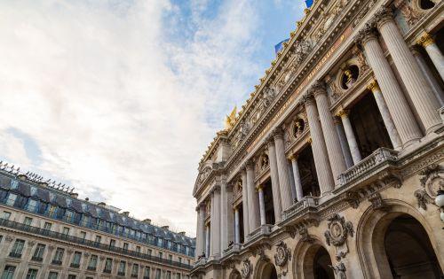 palais garnier opera house garnier