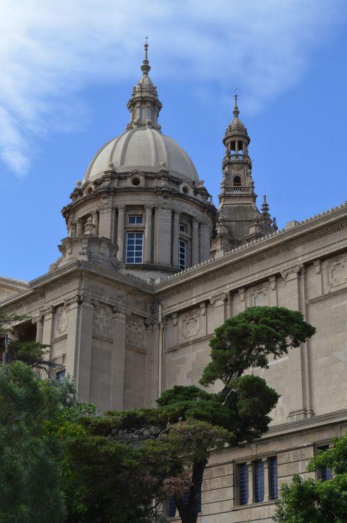 palau nacional barcelona national palace