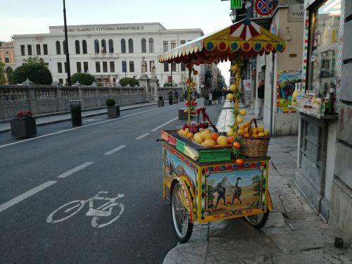 Palermo,Citrusiniai vaisiai,stalas
