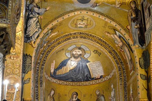 palermo sicily palatine chapel