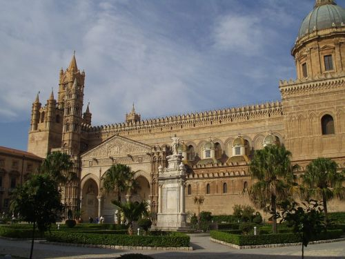 palermo town hall building