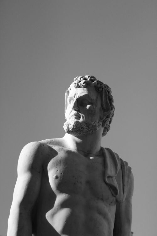 palermo statue sicily