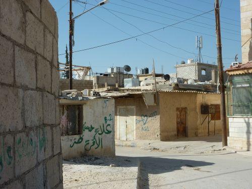 palestinians lebanon amman