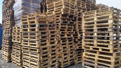 pallet industrial logistic