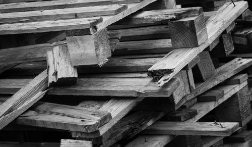 pallets building build