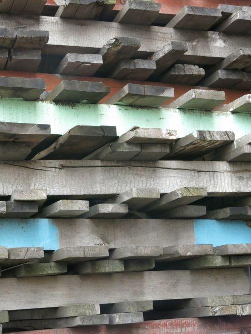 pallets wooden pallets color