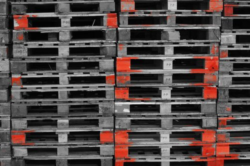 pallets  industry  wood