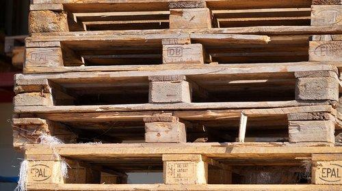 pallets  wood  euro pallets