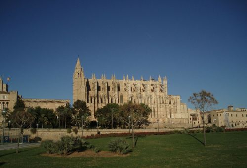 palma palma de mallorca cathedral