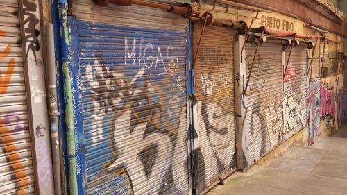 palma mallorca graffiti