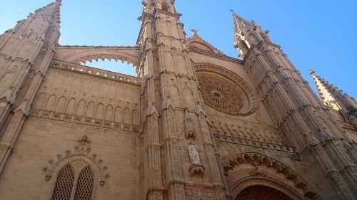palma cathedral cathedral cathedral of santa maria of palma