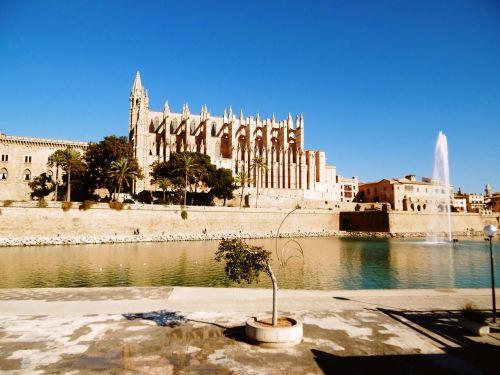 palma de mallorca cathedral mallorca
