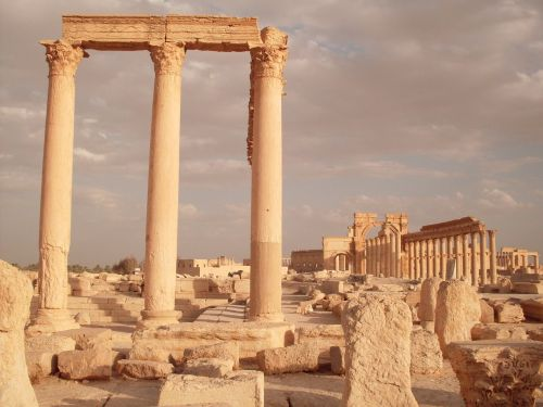 palmyra rome syria