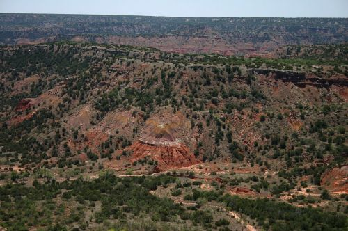 palo duro canyon amarillo