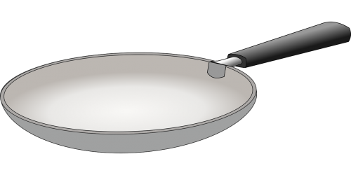 pan frying pan kitchen