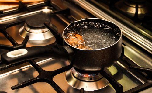 pan water kitchen