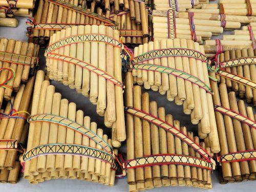 pan flutes artisan otavalo