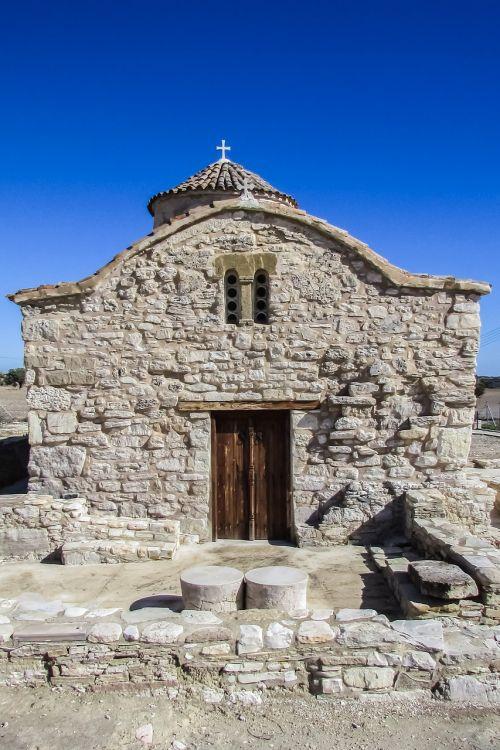 panagia of kofinou church old
