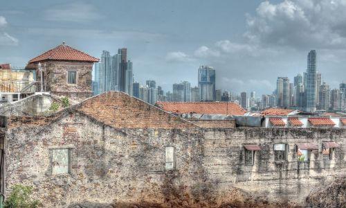 panama city horizon