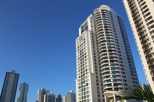 panama cities buildings