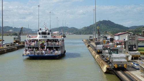 panama panama canal caribbean