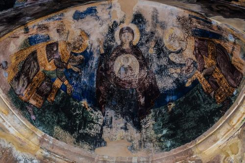panayia virgin mary iconography